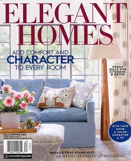 © Alcott Interiors - Carolyn Kendall -- 2020-09 Elegant Homes