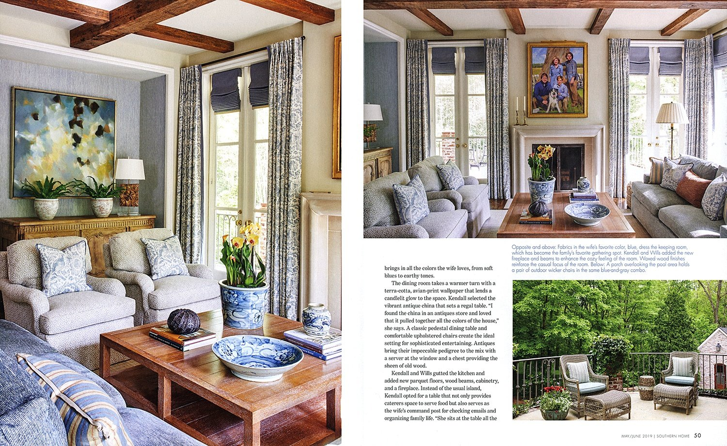 © Alcott Interiors - Carolyn Kendall -- 2020-05-Southern Home