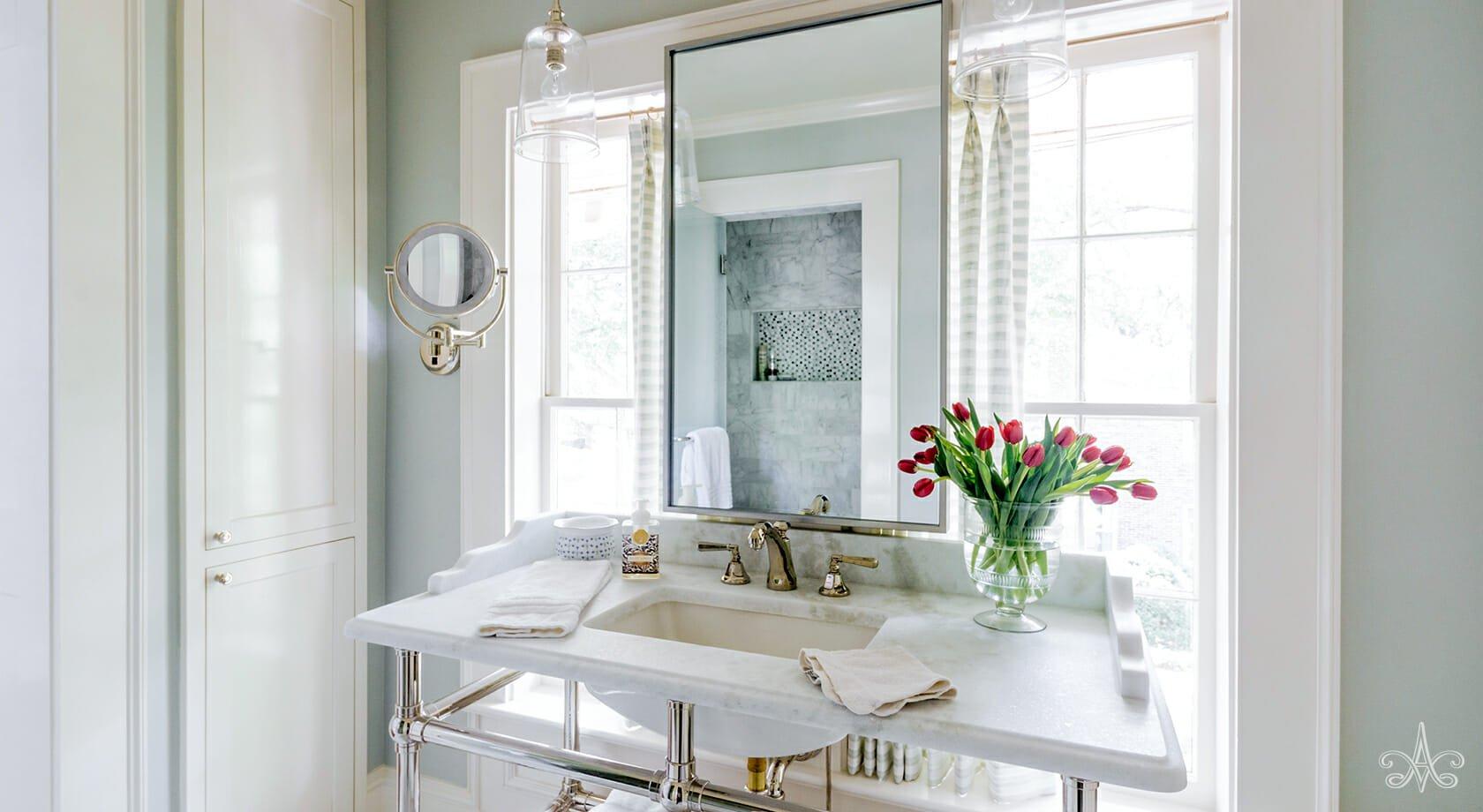 © Alcott Interiors - Carolyn Kendall -- Elevated Elegance