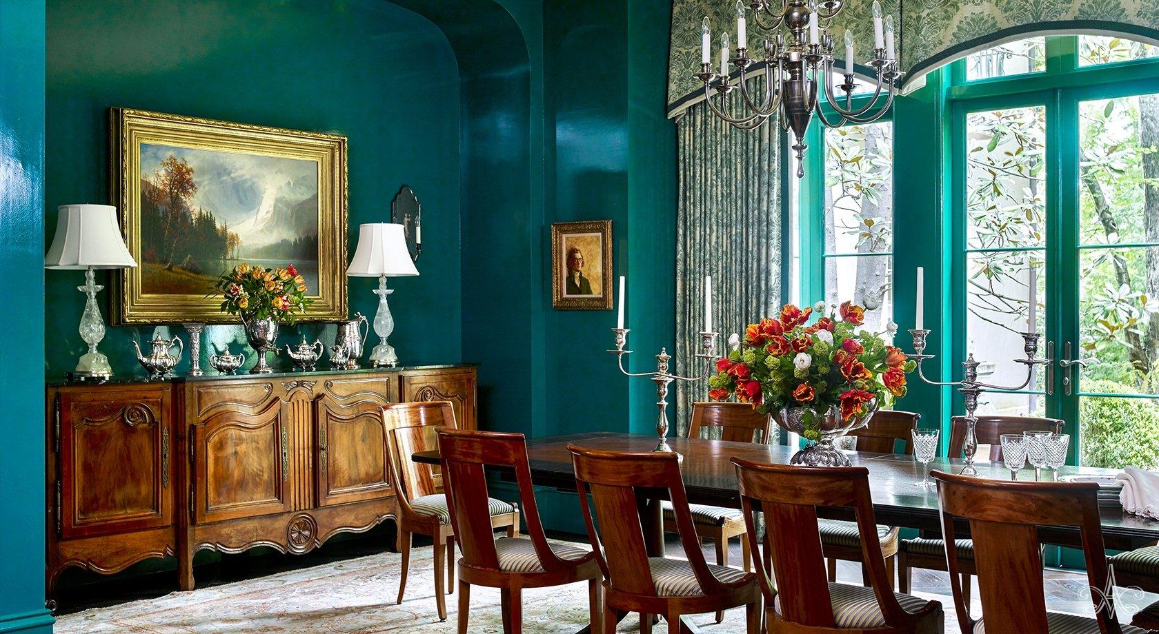 © Alcott Interiors - Carolyn Kendall -- Renewed Luxury