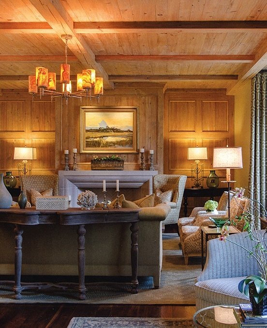 © Alcott Interiors - Carolyn Kendall -- 2016-01 Southern Home